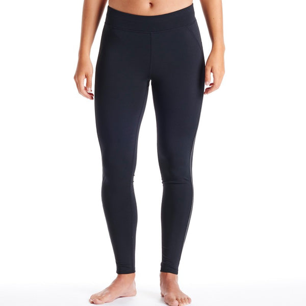 Oiselle Classic Lesley Tights (Black)