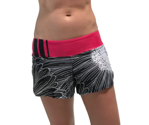 Coeur Electric Daisy Run Shorts