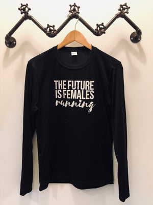 Summit to Soul Future is Females Long Sleeve