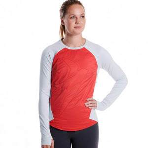 Oiselle Flyout Insulated Baselayer (Blaze)