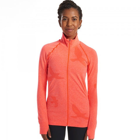 Oiselle Flyte Full Zip Top (Snap)