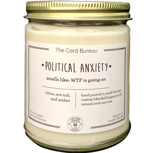 Card Bureau Candles