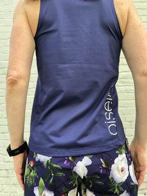 Oiselle Kara Tank (Grounded)