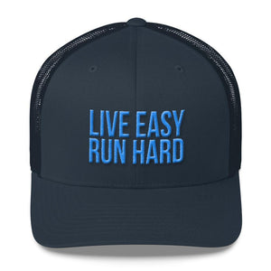 Sarah Marie Live Easy, Run Hard Trucker Cap