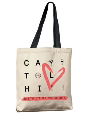 Summit To Soul Capitol Hill Tote