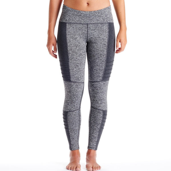 Oiselle Moto Tights
