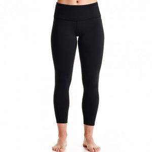 Oiselle O-mazing 3/4 Tights (Black)