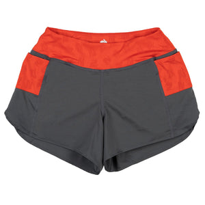 Rabbit Dirt Pounders Shorts (Iron Gate/Cherry Tomato)