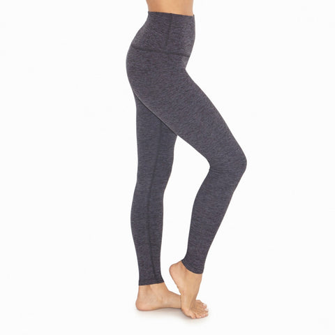 Beyond Yoga High Waist Long Legging (Black/Steel)