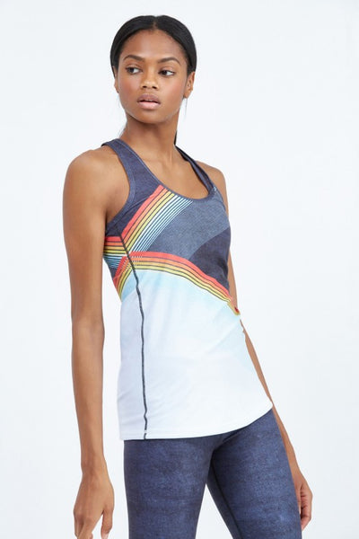 WITH Roller Girl Reversible Racerback Tank