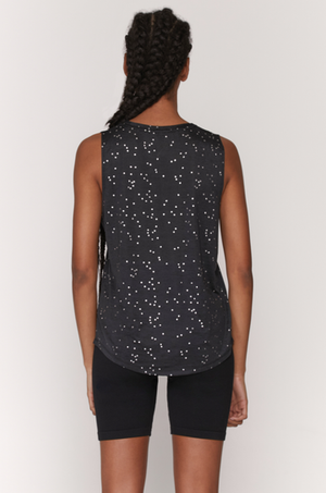Spiritual Gangster Night Sky Muscle Tank