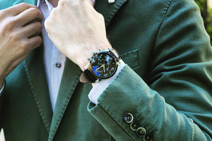 Here's Why You Need A Green Blazer