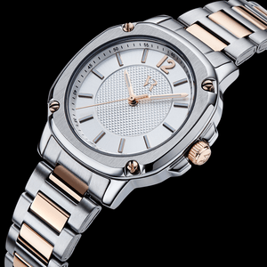 Beverly Silver / Rose Gold - Vodrich