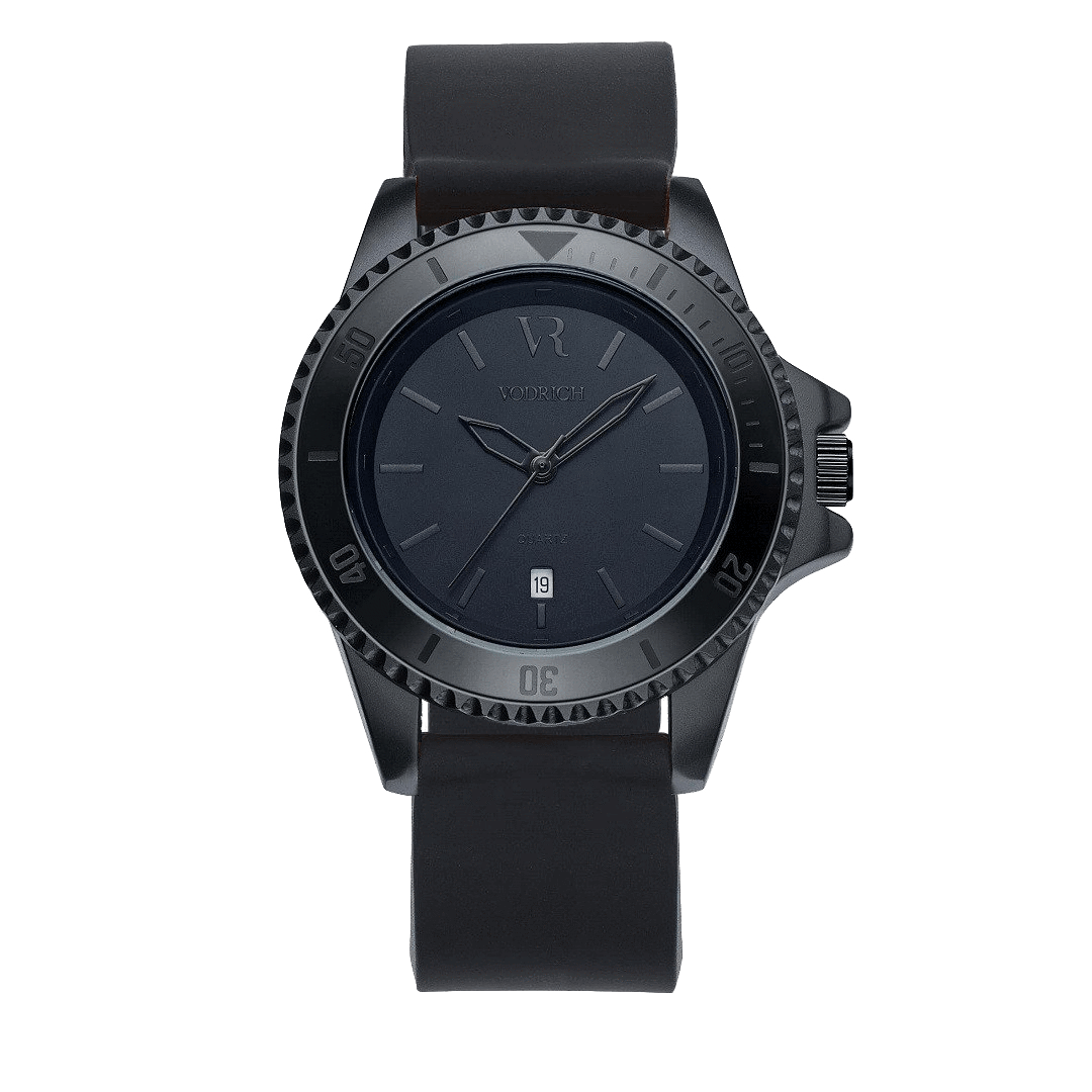 Deep Dive Black Out Flex Strap - Vodrich