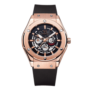 Geared IV Rose Gold - Vodrich