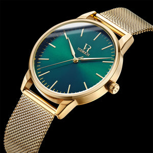 Iconic Gold/Green - Vodrich