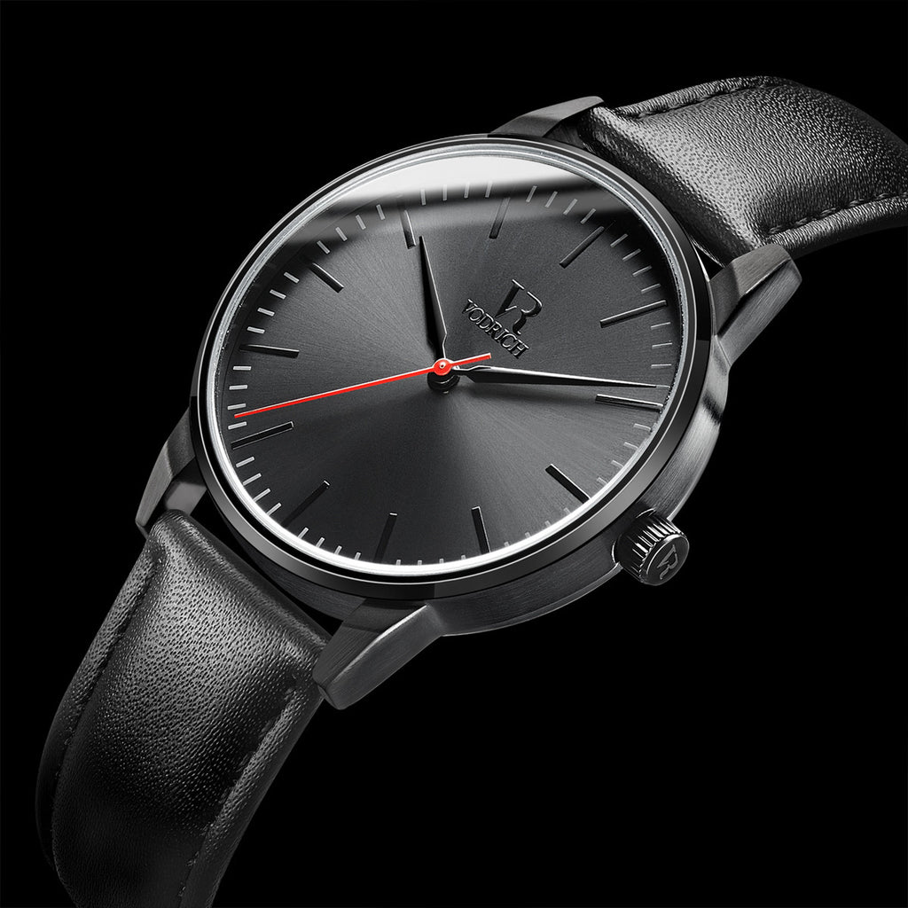 Iconic Black/Red - Vodrich