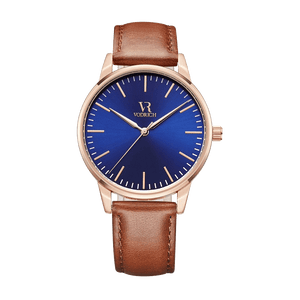Iconic Rose Gold/Blue
