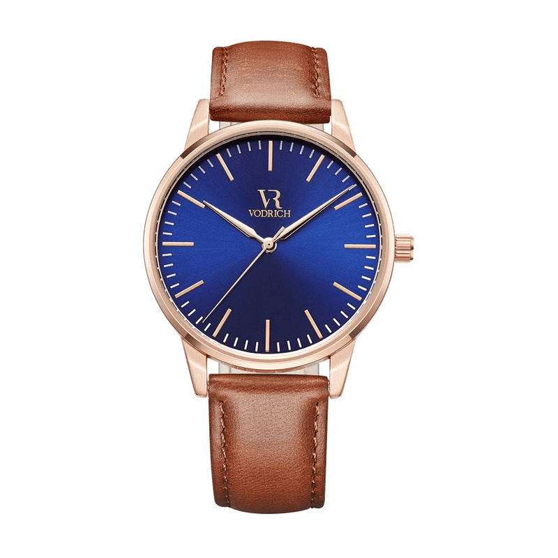 Iconic Rose Gold/Blue - Vodrich