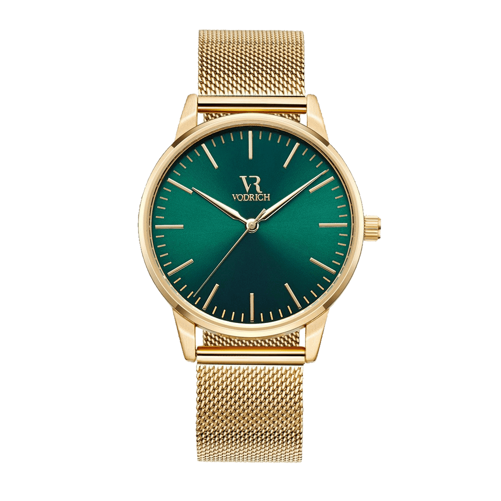 Iconic Gold/Green