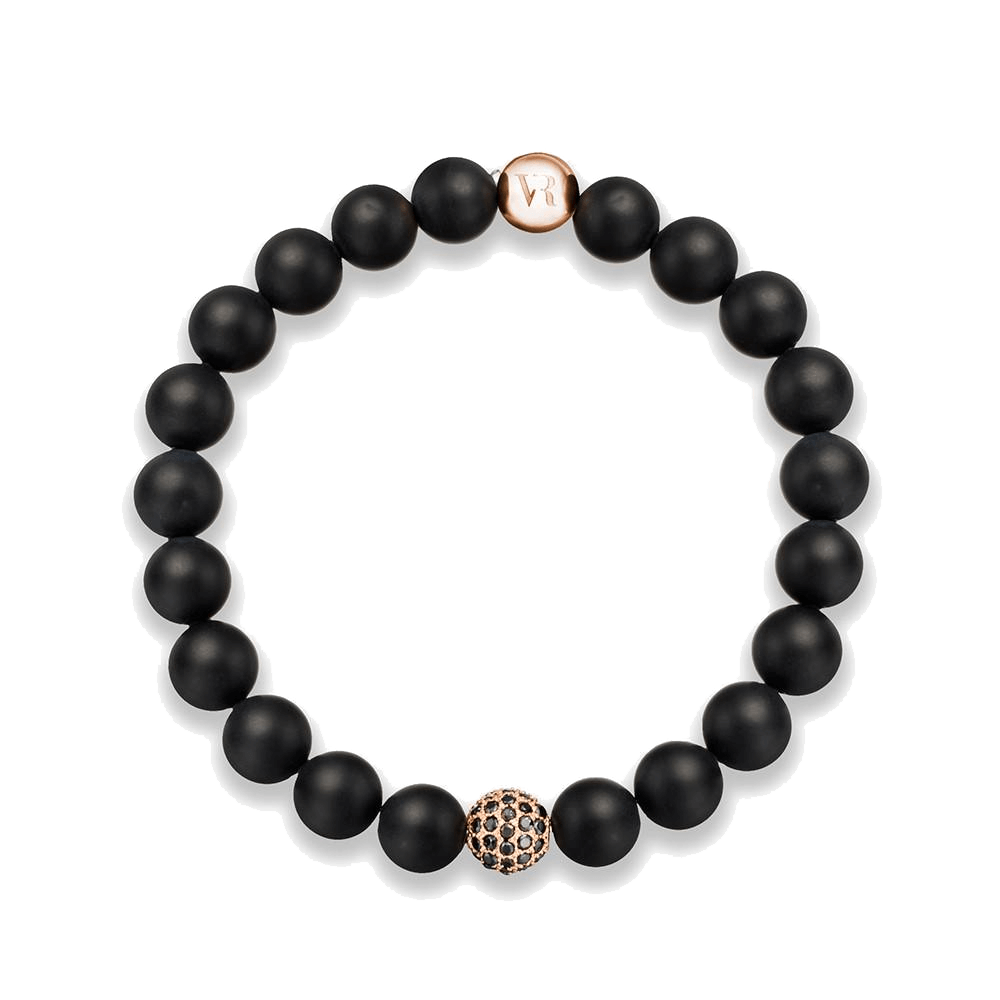 Rose Gold Zircon Bracelet