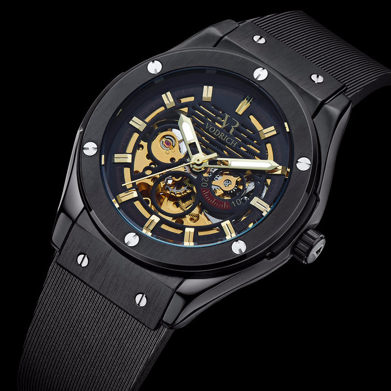 Geared IV Matte Black - Vodrich
