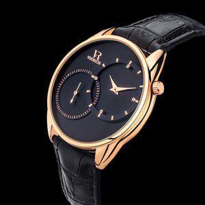 Dual Time Rose Gold - Vodrich