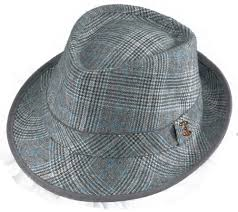 Cedric The Entertainer Plaid Fedora