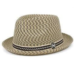 Peter Grimm Gransee Tan One-Size Fedora