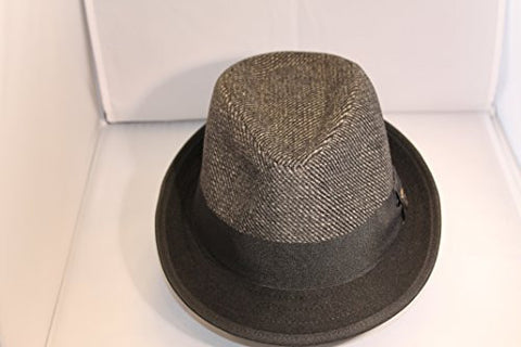 Dorfman Pacific Tweed Fedora