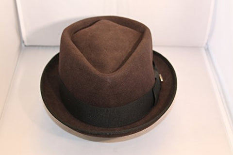 Dorfman Pacific Diamond Crown Fedora