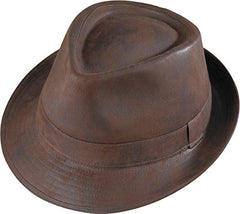 Henschel Distressed Fedora