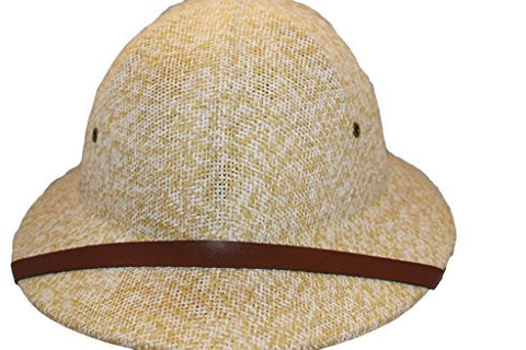 Dorfman Pacific Men's Pith Helmet One Size