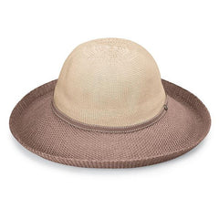 Wallaroo Hat Company Victoria Two-Toned