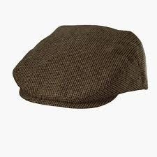Dorfman Pacific Hounds Tooth Ivy Cap