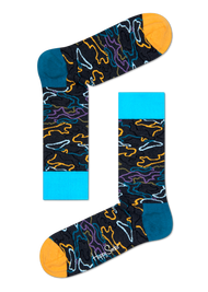 Happy Socks Electric Camo
