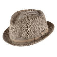 Scala Classico Diamond Crown Fedora