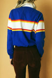 Endless Summer 1970's Hang Ten Collared Sweatshirt