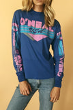 The Helltrack 1980's Long Sleeve Cotton Jersey