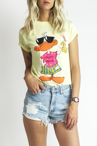 Life Of The Party 1980's Florida Graphic Tee