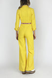 Lady Amarillo 1970's Deadstock Jumpsuit