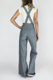 Chain Gang 1970's Deadstock Herringbone Denim Overalls