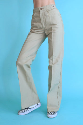 Movin' On 1970's Deadstock Levi's Khaki Pants