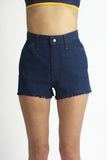 Mid-Summer's Night 1970's Orange Tab Big E Levi's Denim Shorts