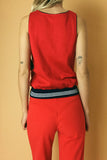 Volley At The Beach 1980's Deadstock Levi's Sweatshirt Tank