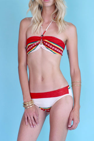 Afternoon Siesta 1970's Deadstock Cotton Bikini