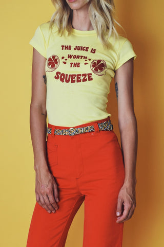 Squeeze 'Em Shirt Party Printed T-Shirt