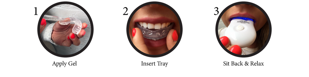 easy at home teeth whitening