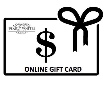 Pearly Whites Australia Teeth Whitening Gift Card