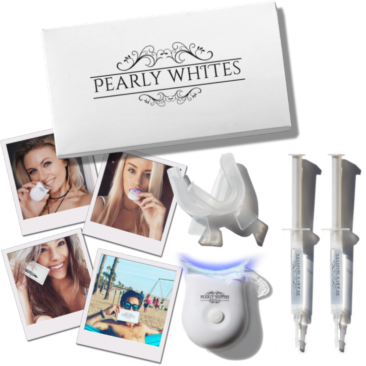 Teeth Whitening Starter Pack